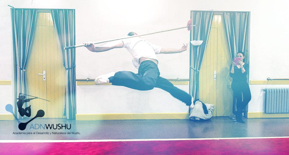 Curso 2014 2015 en Kungfu contemporaneo