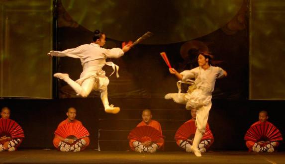 El poder del Kung fu qigong